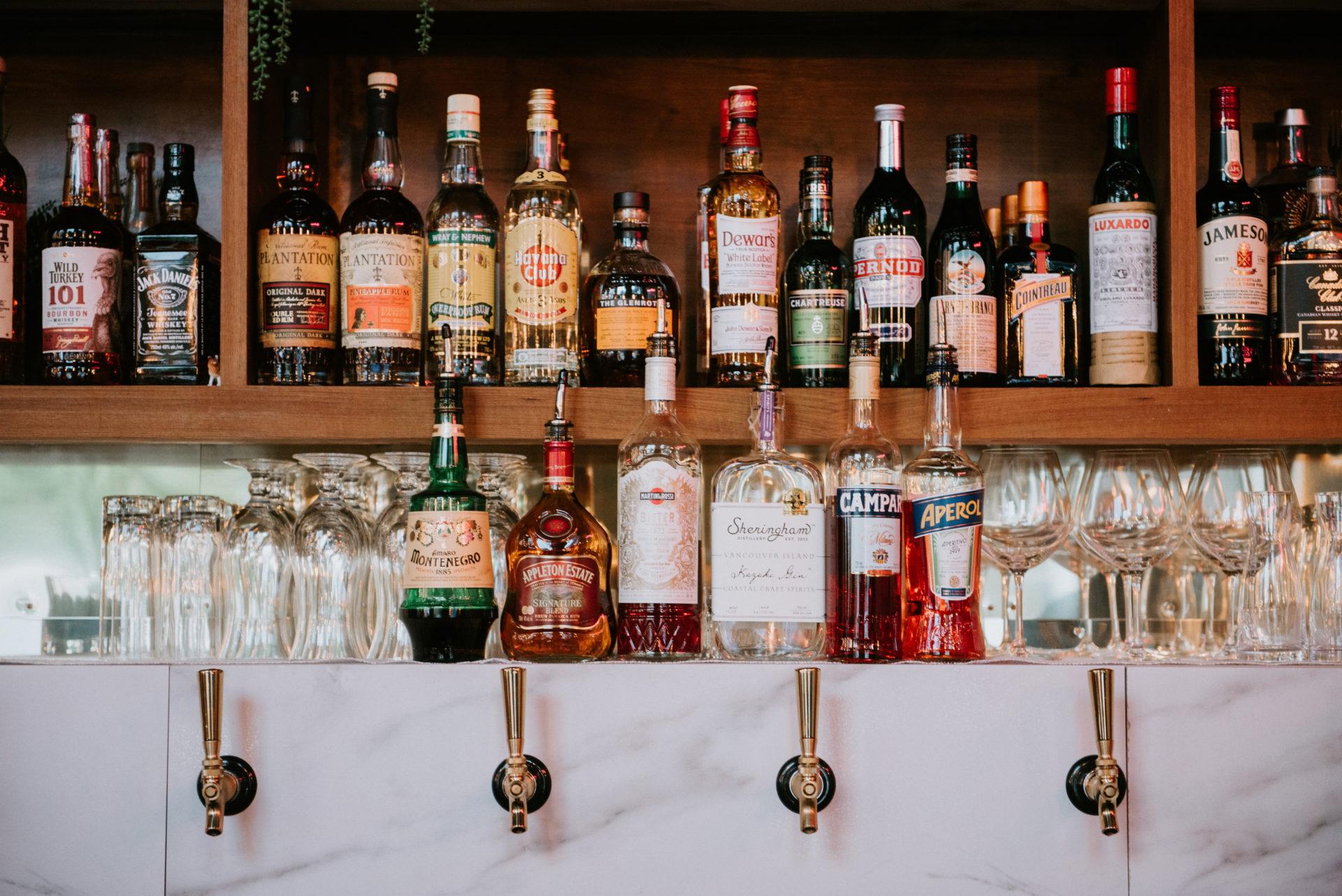 el segundo bar